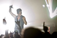 Adam Lambert rocks the house at Palladium
